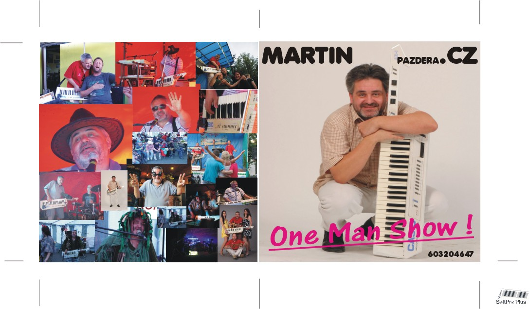 CD ONE MAN SHOW MARTIN