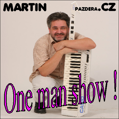 CD MARTIN ONE MAN SHOW